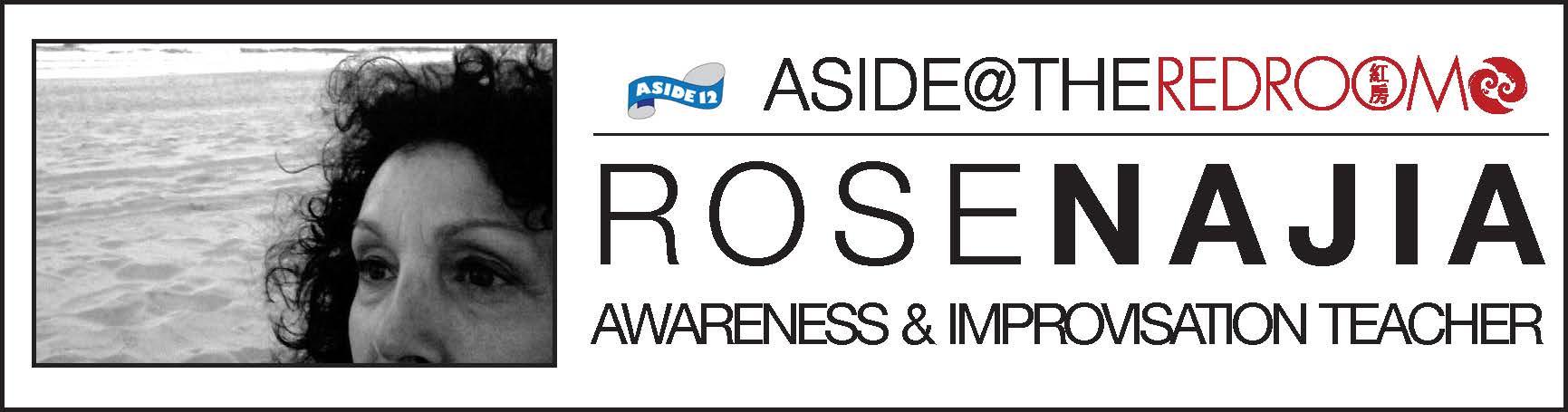 ASIDE 12 PRESENTERS rose
