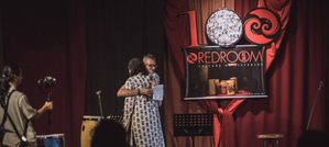 Bebome Proud Patron of Red Room